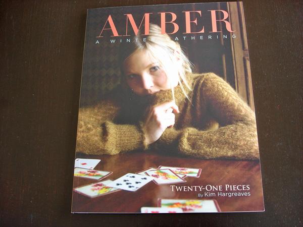 Kim Hargreaves Amber