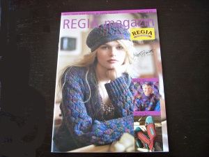 Regia Magazine using Kaffe Fassett Design Line Yarns