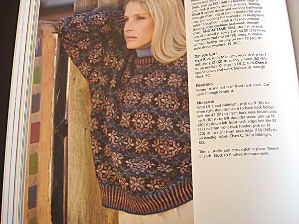 Alcea sweater
