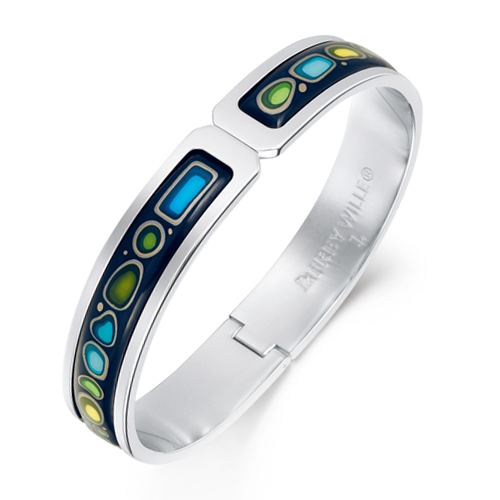 Blue Passion Frey Wille Bangle
