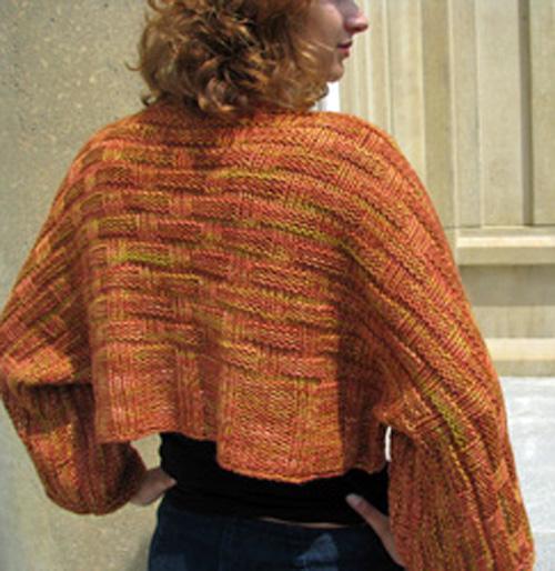 Ilga Leja Piazza sweater pattern