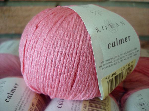 Rowan Calmer Carnation