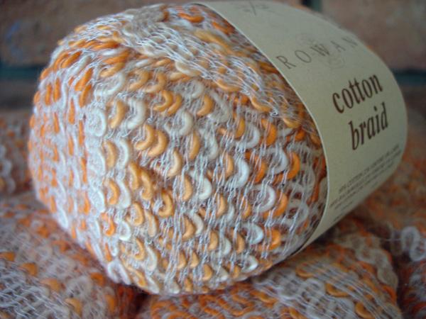 Rowan Cotton Braid Van Gogh