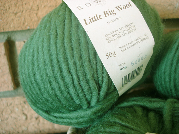 Little Big Wool Topaz - On Sale!