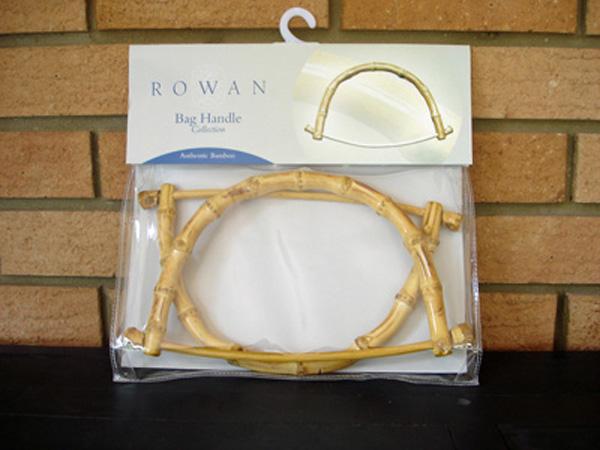 Rowan Bamboo Bag Handles - $8 a pair