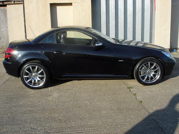 My Mercedes SLK