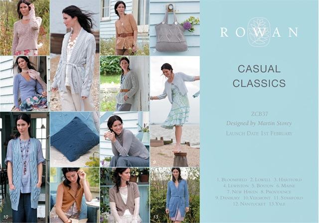 Rowan Classic Casuals
