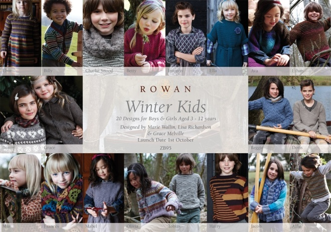 Rowan Winter Kids