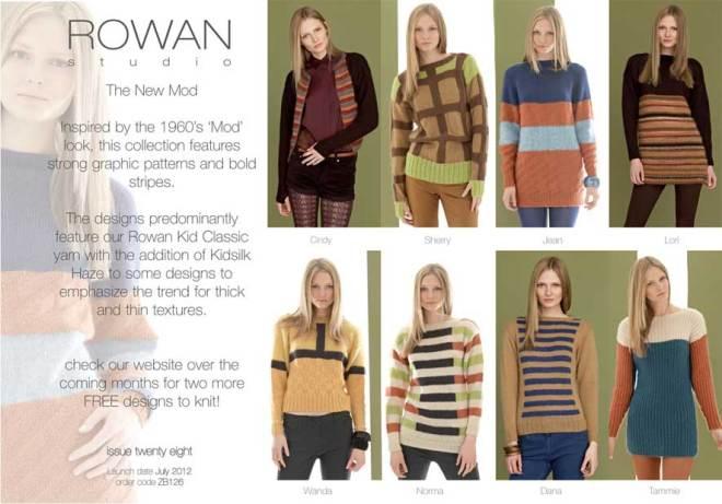 Rowan Studio 28